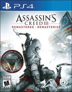 Assassins Creed 3 PS4