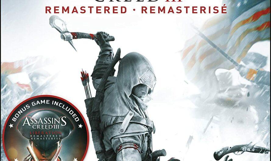 Assassin's Creed 3 sur PS4 : pourquoi craquer pour ce jeu ?