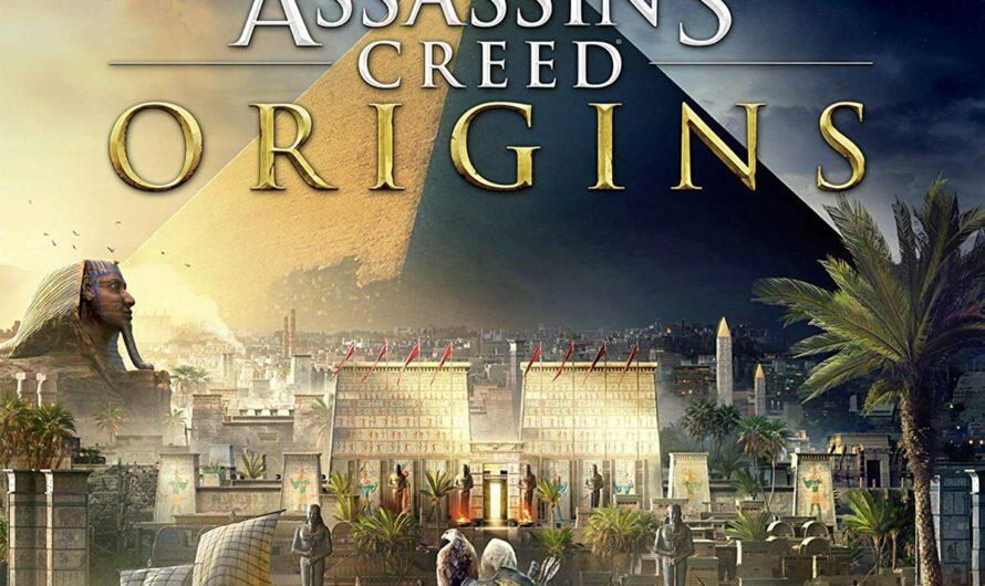 Assassin's Creed Origins ps4 : Principes et paramètres du jeu vidéo