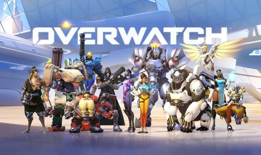 Tournois Overwatch : le déroulement des tournois Overwatch