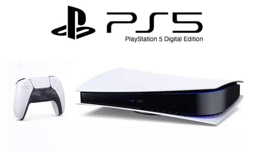 PlayStation 5 digital : tout savoir sur la dernière invention de Sony