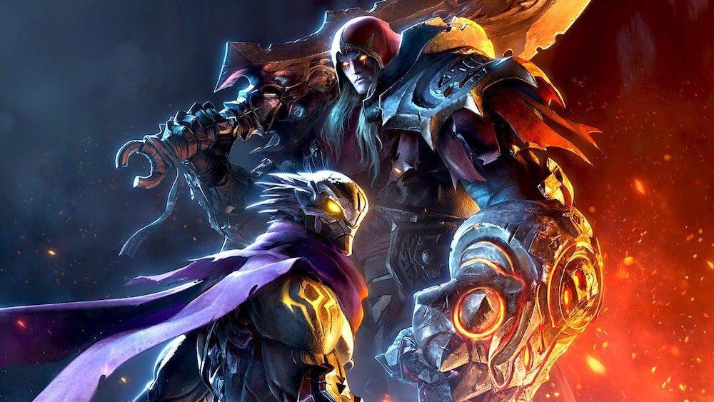 Darksiders 4 Genesis