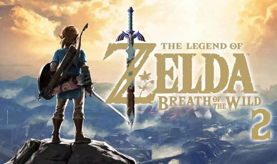 Zelda Breath Of The Wild 2 : quand sera-t-il disponible ?