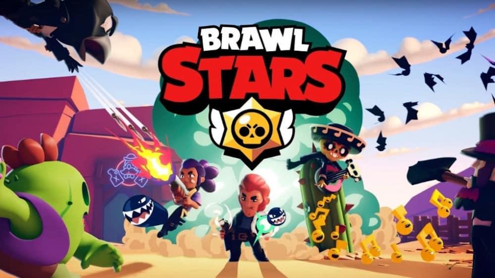 brawl stars - supercell