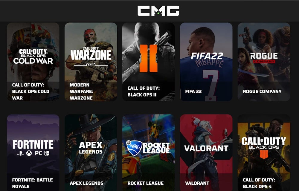 CMG Gaming